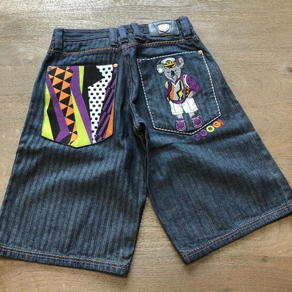 63f79747 COOGI Other - Men's COOGI Denim Shorts Polo Koala Sz 32W
